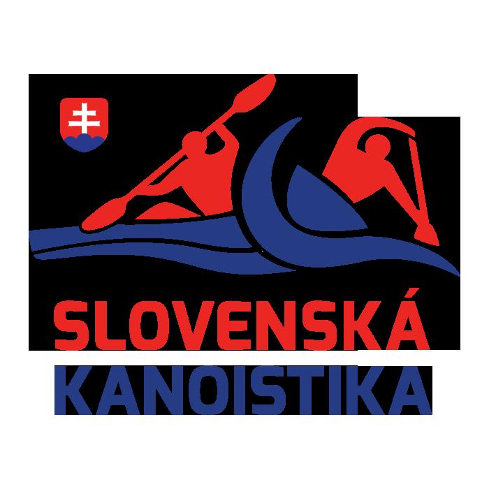 Slovenská kanoistika logo